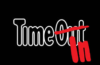 Time Out In logo