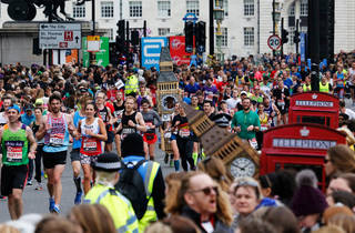 London Marathon 2020 has been postponed to October