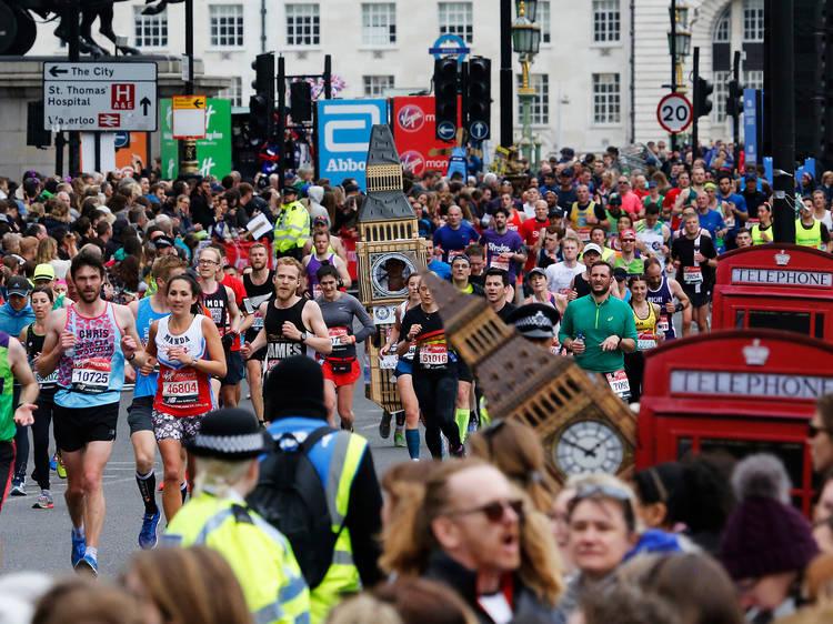 London Marathon 2020 (postponed)