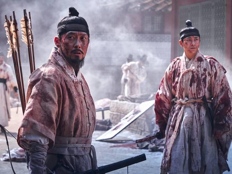 《屍戰朝鮮》第二季