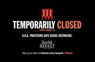 Time Out Market New York will close temporarily from March 16