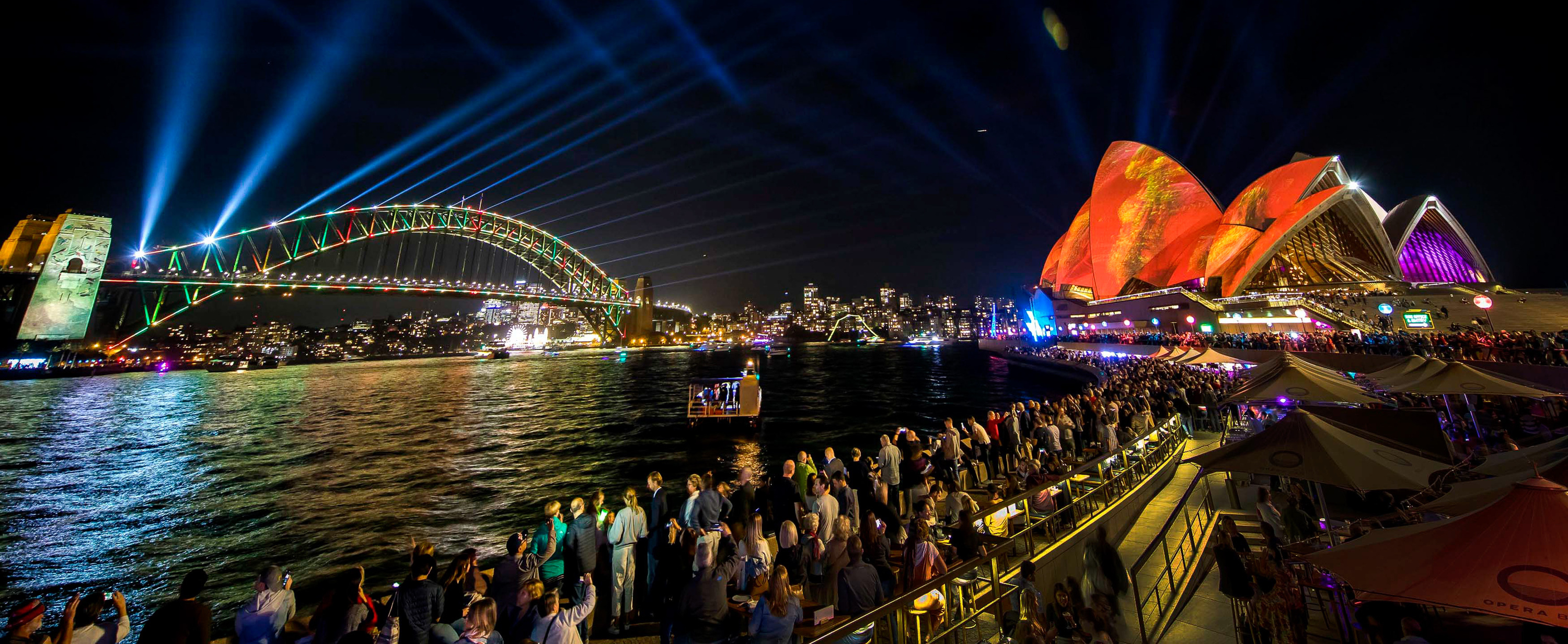 Vivid Sydney has scored a brand-new festival director ahead of this year's light show