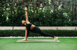 Total body blast full-body workout with Jen Mackay