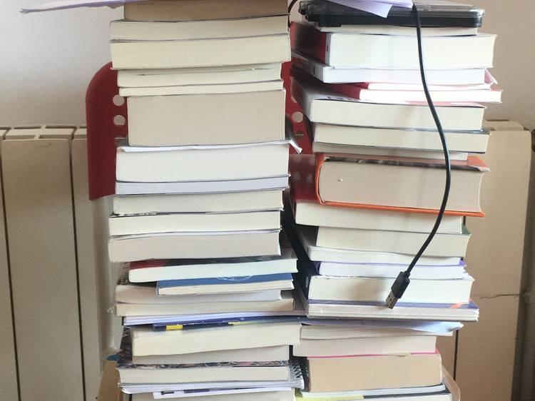 Llegeix clàssics o escriu un llibre que podria arribar a ser-ho