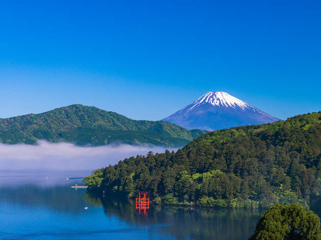 Hakone Lake Ashi