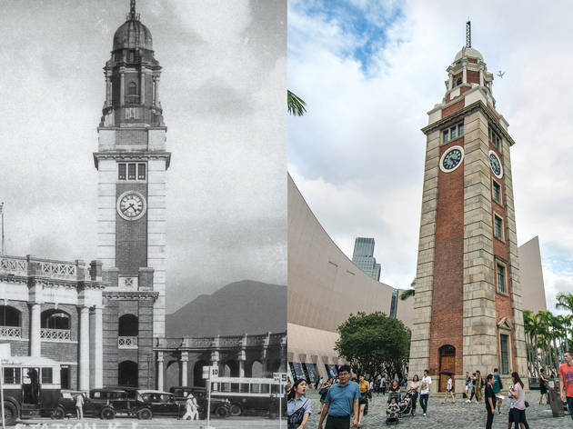 Five iconic Hong Kong buildings: Then and now