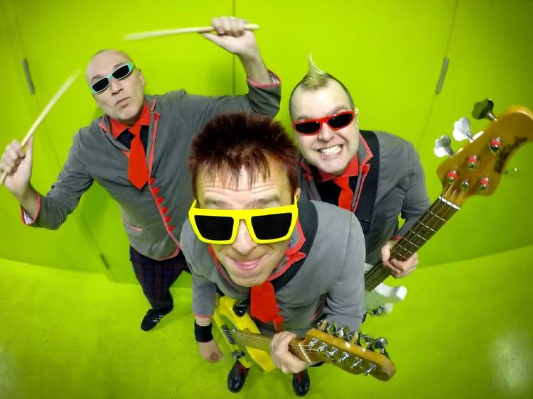 The Toy Dolls + Support