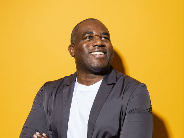 David Lammy, MP for Tottenham