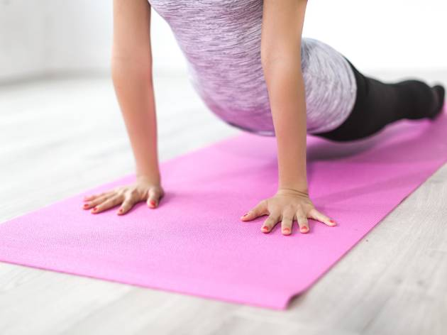 Pode tentar 111 posturas de yoga