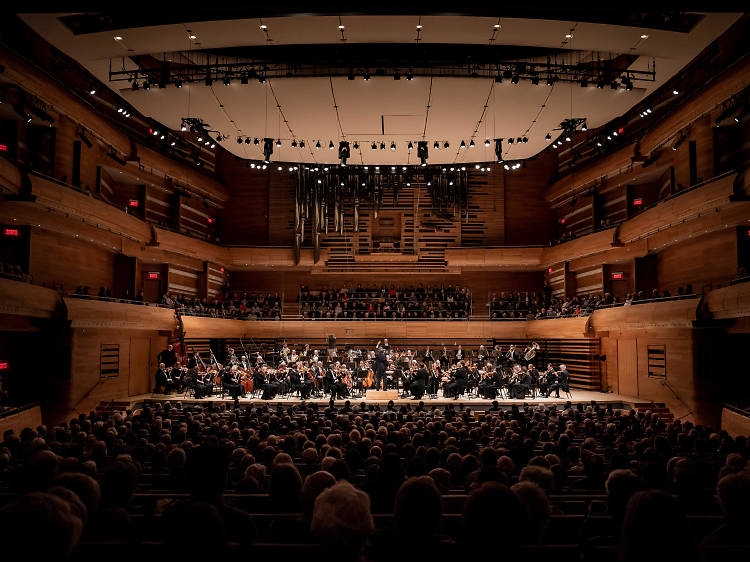 Watch a concert by the Montreal Symphony Orchestra