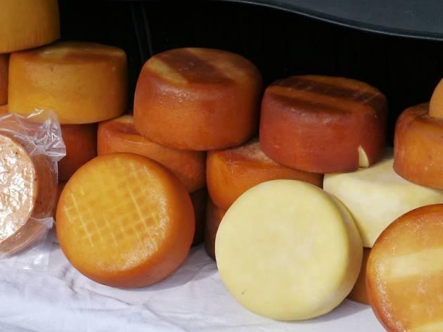 Paški sir (Pag cheese)