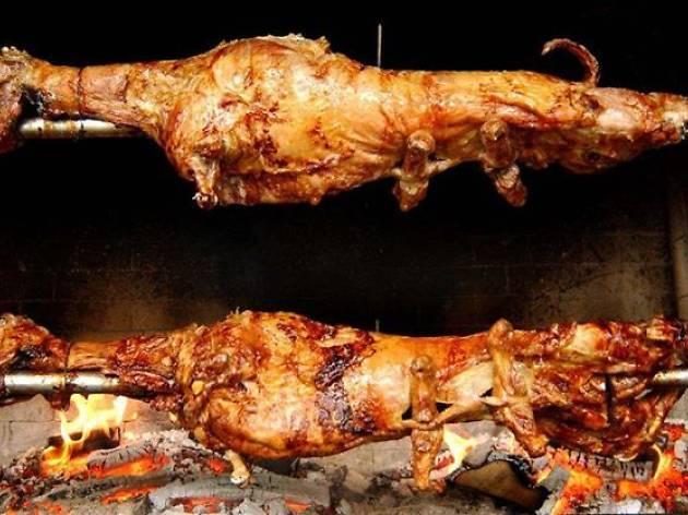 Lika lamb (Lička janjetina)
