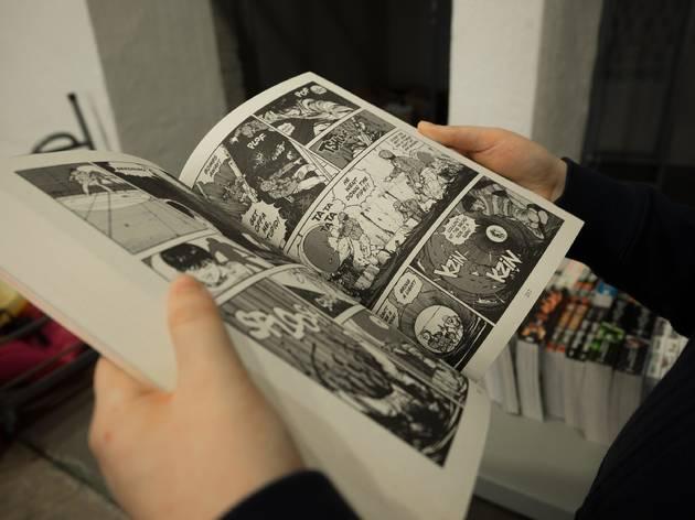 banda desenhada, livros, livros de banda desenhada