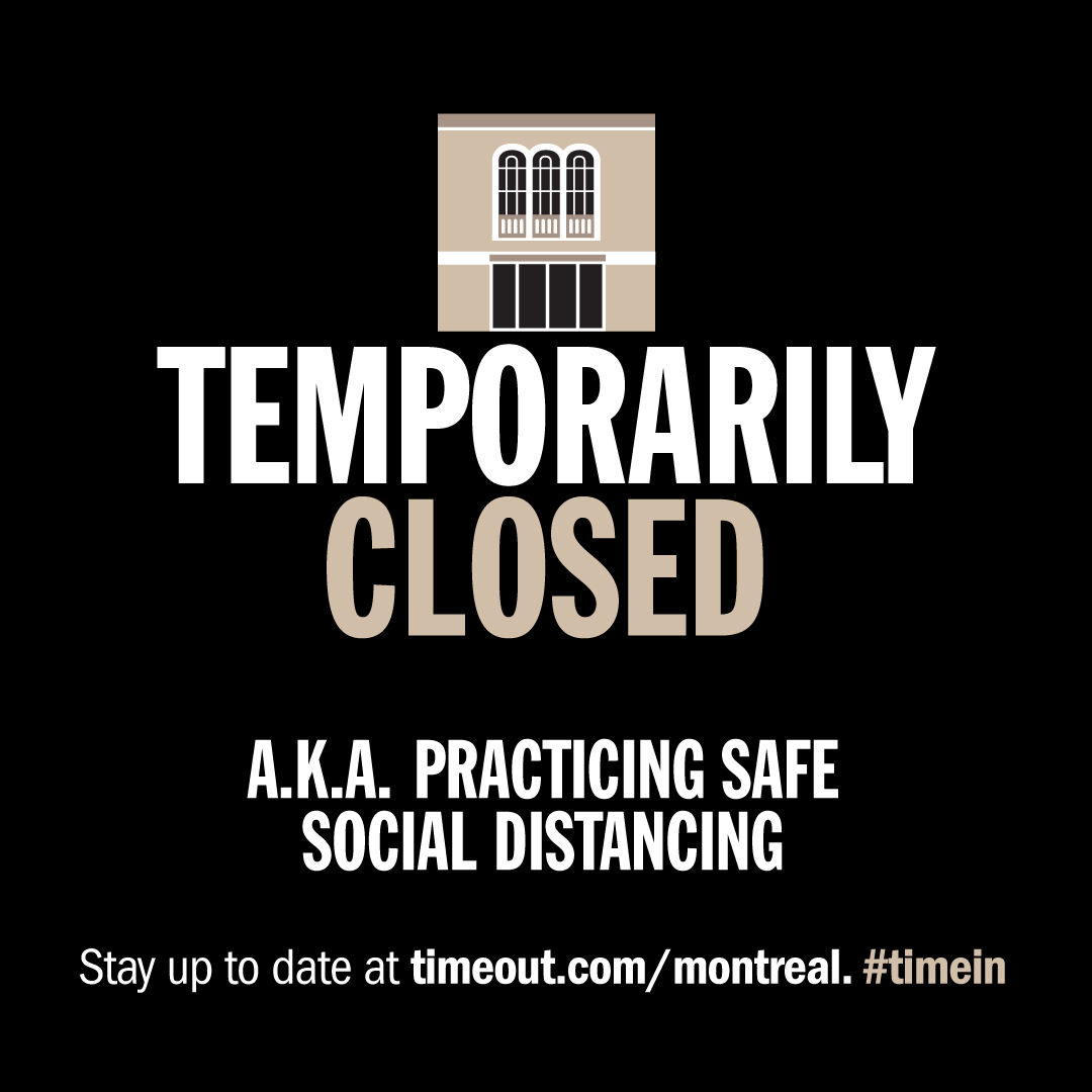 Time Out Market Montréal will close temporarily beginning March 17