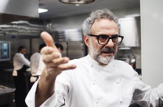 Massimo Bottura Gucci Osteria Los Angeles Beverly Hills