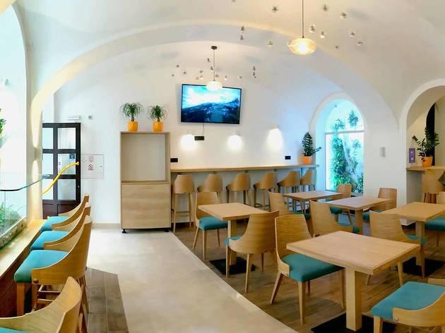 OAZA Joyful Kitchen ramps up efforts to keep sanitation and spirits high