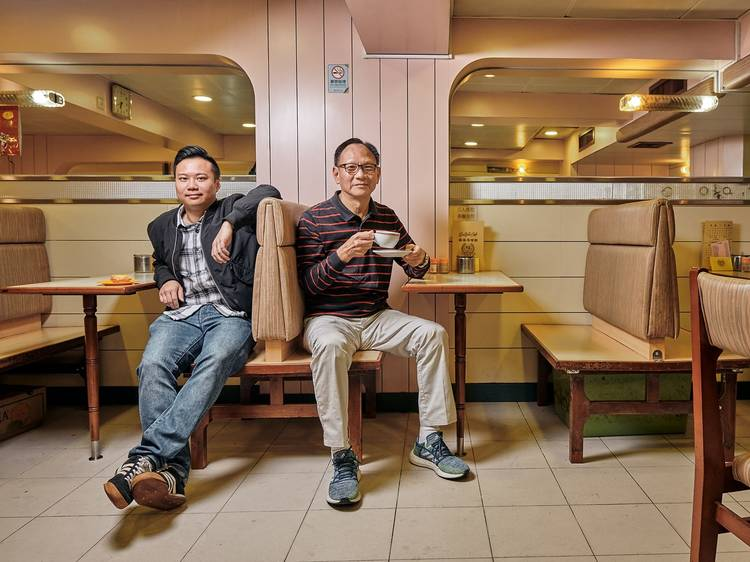 Trading stories: Two cafe owners talk change through the generations