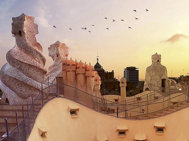 Barcelona, elegida Capital Mundial de la Arquitectura en 2026