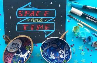 The Make Escape: Spring Equinox Craft Night