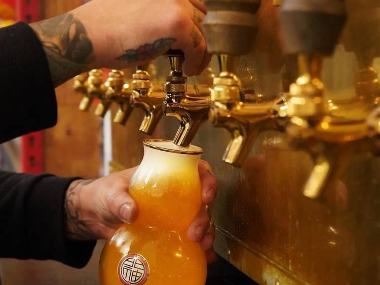 門神啤酒廠