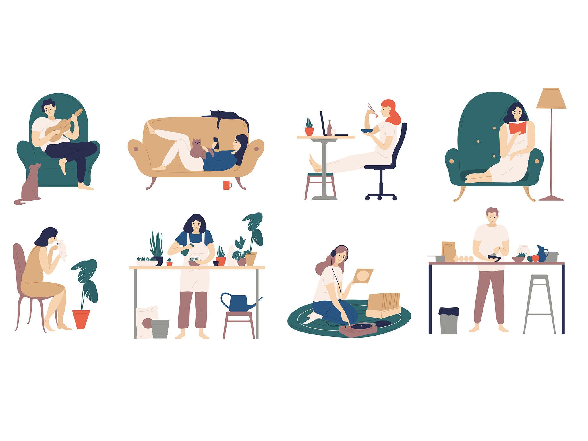 50 idees per fer a casa