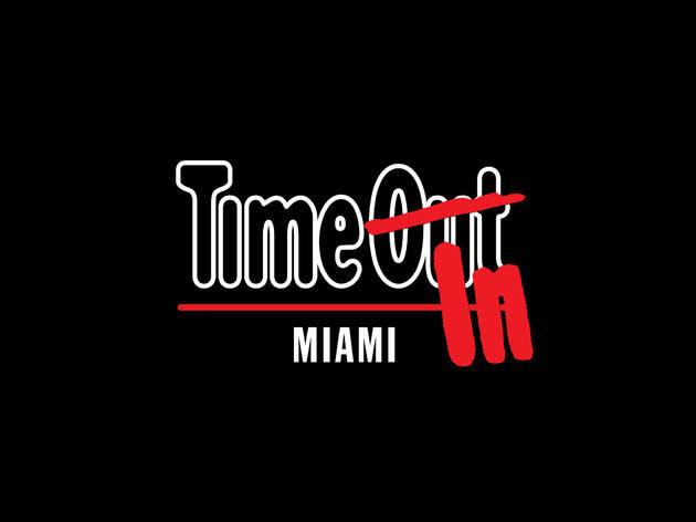 Time In Logo Miami
