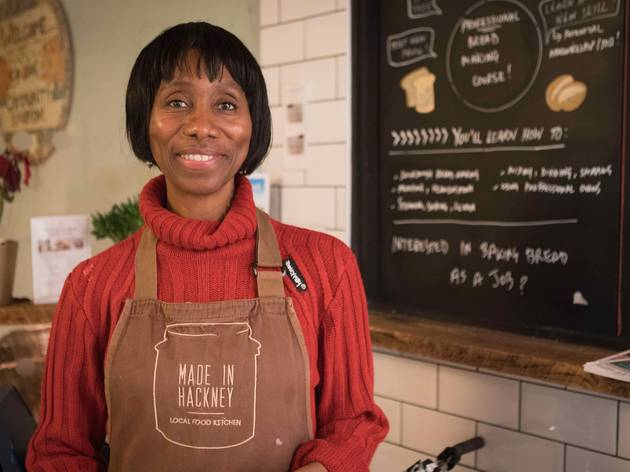 Made in Hackney Community Food Kitchen