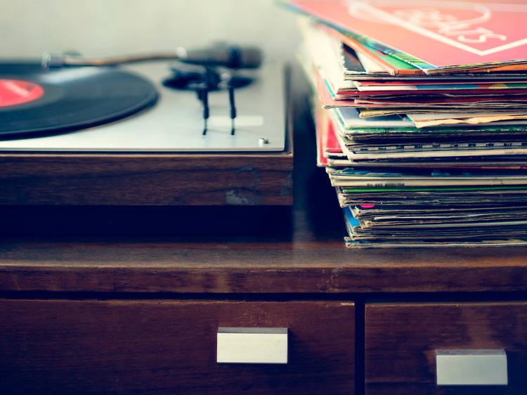 Ordenar los discos