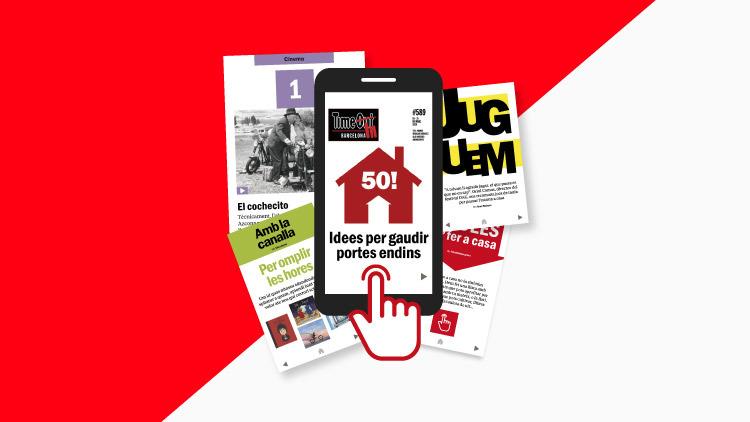 ¡Ya puedes leer el Time In Pocket de esta semana!