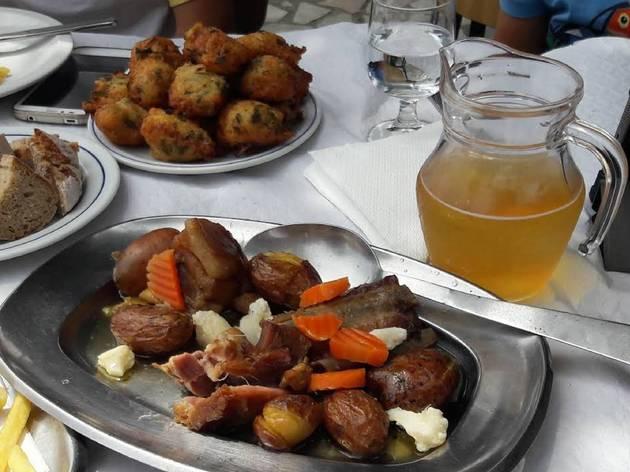 Restaurante, Português, Casa Rocha, Melres