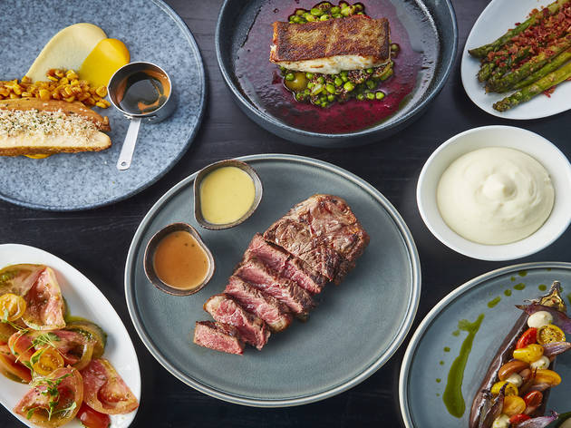 47% off three courses and wine at Gaucho
