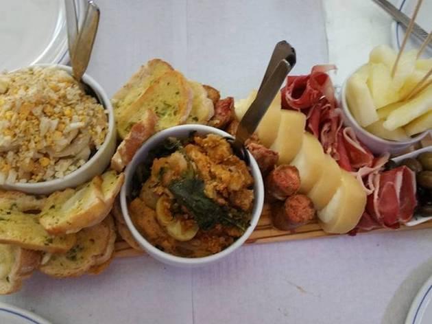 Restaurante, Petiscos, Repelão MiniTaberna, Tábua de Petiscos