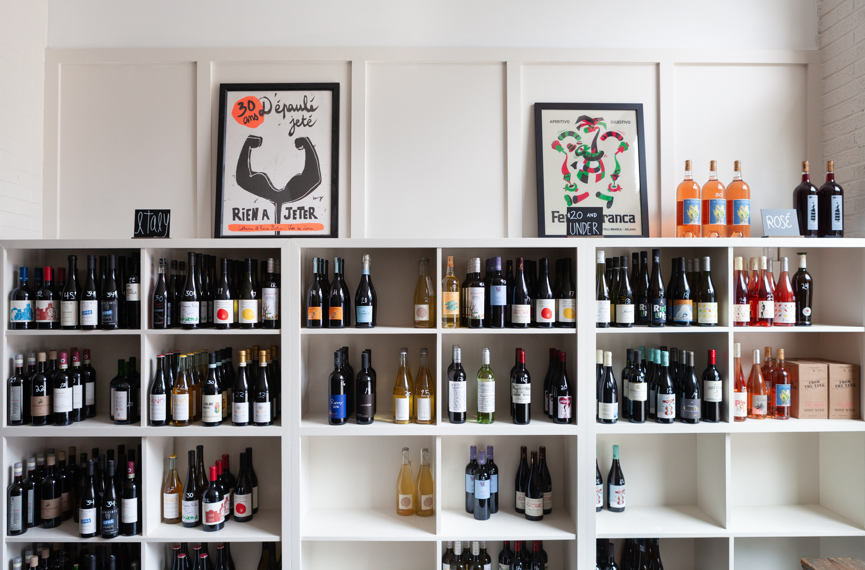 The coolest wine shops in NYC