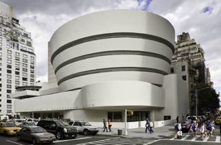 Solomon R. Guggenheim Museum, Museum Of Modern Art, The Metropolitan Museum of Art