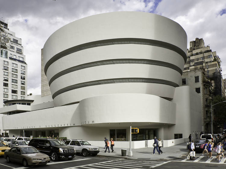 Virtual tours of NYC museums