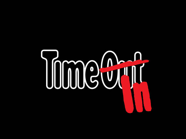 Time In logo