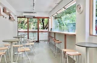 Uchi coffee interior tai wai