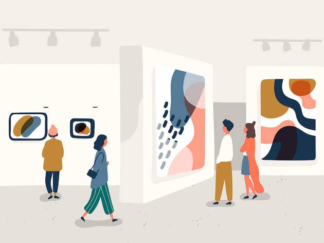 Museos y galerías del mundo para visitar desde casa
