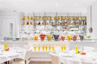 LPM Restaurant & Bar interior