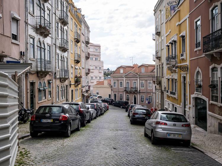 Ou à Rede Solidária de Lisboa