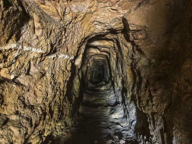 Centro de Interpretação das Minas de Ouro de Castromil
