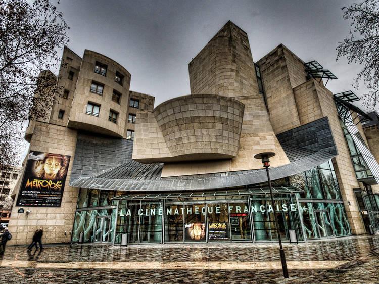 Se perdre dans les archives de la Cinémathèque française