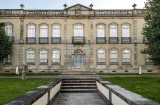 Casa da Cultura de Paredes, Palacete da Granja, Edifício Histórico