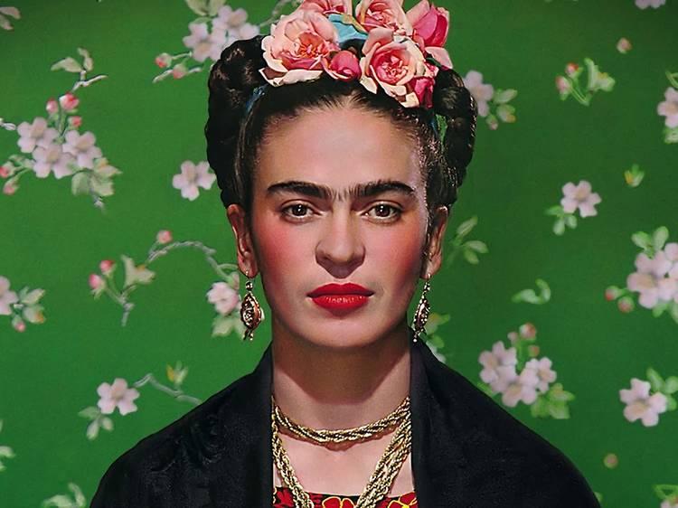 L'expo Frida Kahlo
