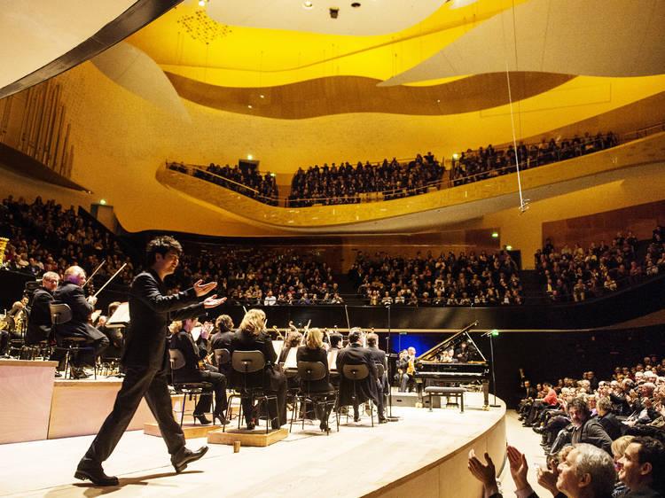 Profiter de centaines de concerts de la Philharmonie
