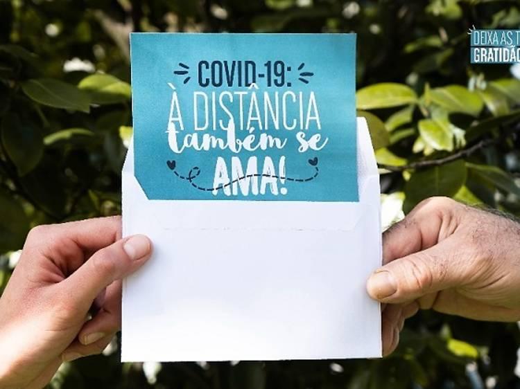 Covid-19: Saiba como ajudar e pedir ajuda