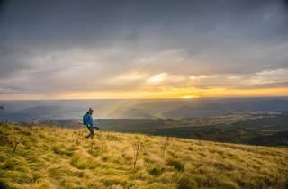 Cross rolling hills