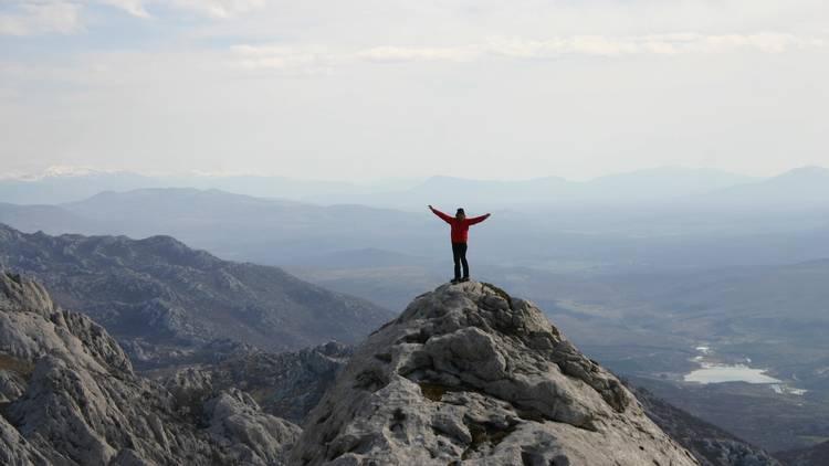 Conquer Croatia's peaks
