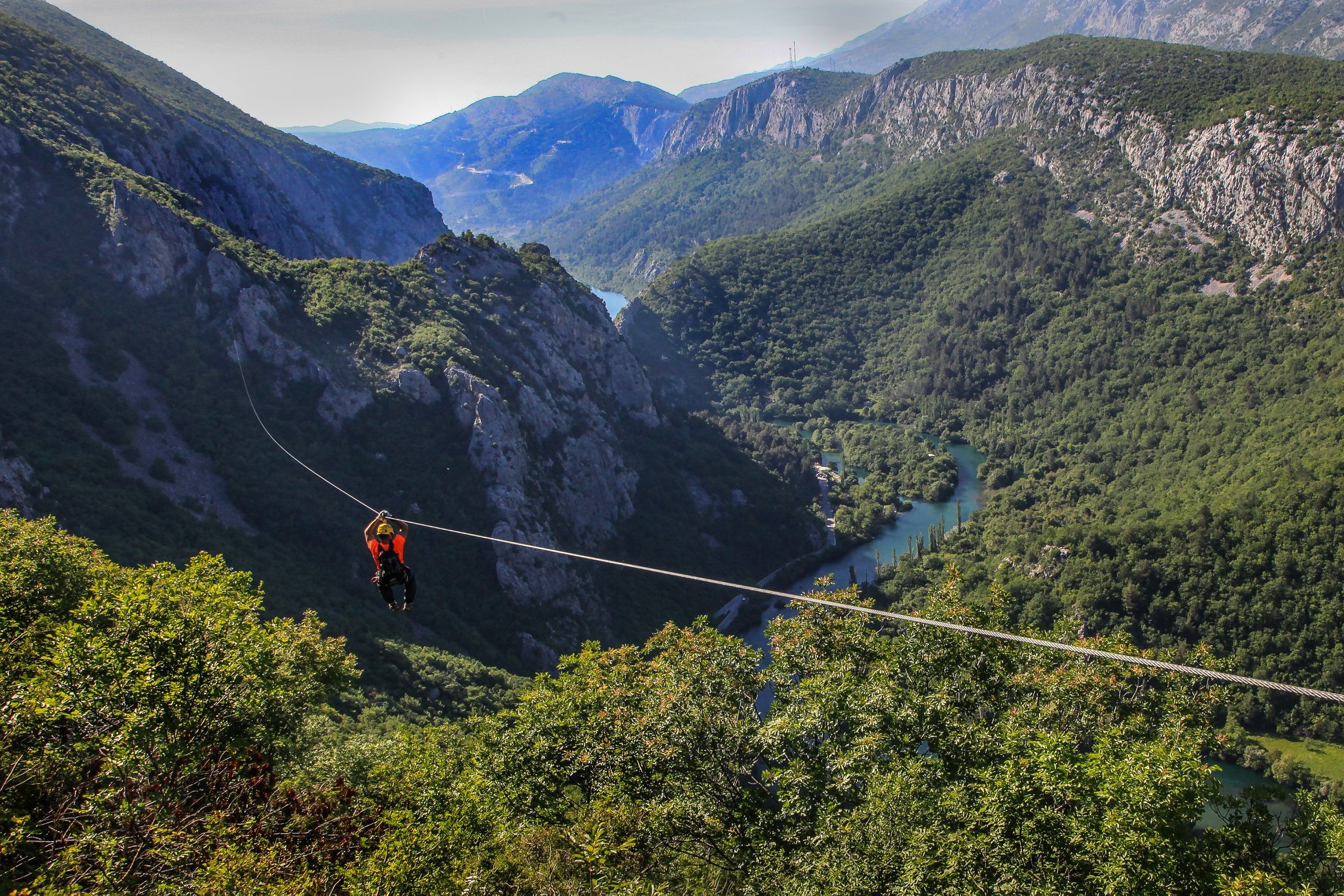 In pictures: Top 54 coolest outdoor pursuits in Croatia