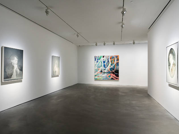 Pace Gallery Interior